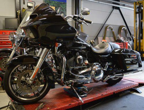 Harley onderhoud en reparaties