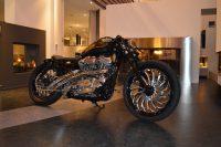 Downtown Custom Harley-Davidson Sportster Trailblazer 1