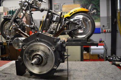 Revisie Harley-Davidson Motorfiets - Downtown American Motorcycles - HD Downtown - Duiven - Arnhem