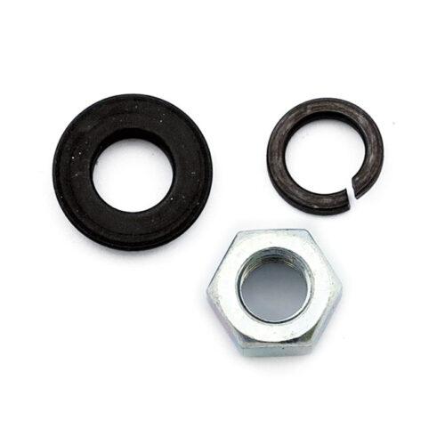 NUT & WASHER FOR GENERATOR STRAP CHROME. Webshop voor onderdelen en parts voor Harley-Davidson