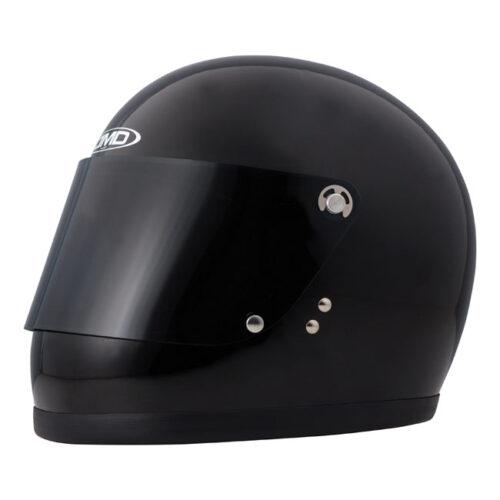 Smoke Visor For Rocket Helmet