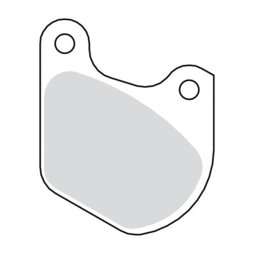 BRAKE PAD STREET CARBON TECH. Webshop voor onderdelen en parts voor Harley-Davidson