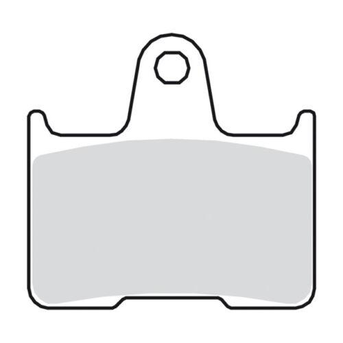 BRAKE PAD STREET CERAMIC (ORGANIC); REAR. Webshop voor onderdelen en parts voor Harley-Davidson