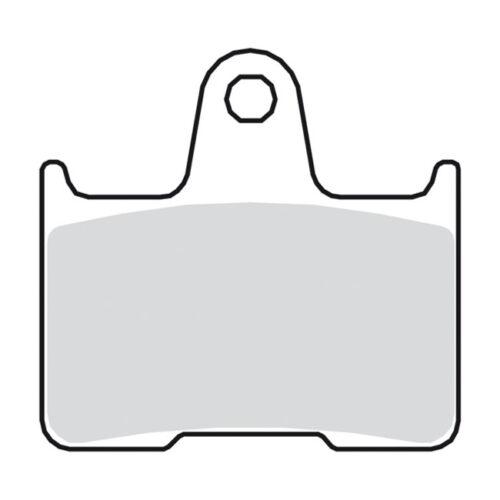 BRAKE PAD STREET CARBON TECH (ORGANIC); REAR. Webshop voor onderdelen en parts voor Harley-Davidson