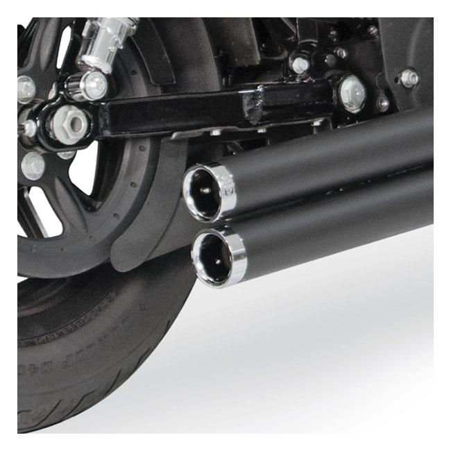 S&S Endcaps For Powertune Sport Exhaust