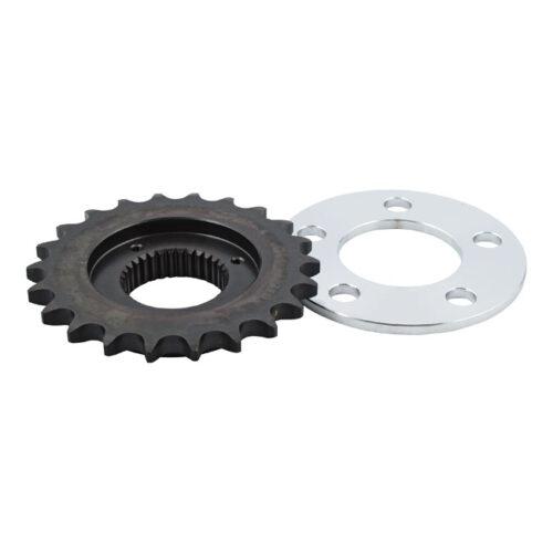 OFFSET TRANSM. SPROCKET KIT. 22T 22MM OVERAL WIDTH. Webshop voor onderdelen en parts voor Harley-Davidson