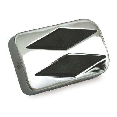 BRAKE PEDAL PAD DIAMOND STYLE SMALL PAD. Webshop voor onderdelen en parts voor Harley-Davidson