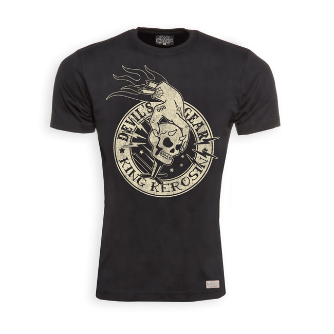 KING KEROSIN DEVILS GEAR T-SHIRT