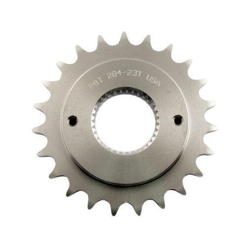 PBI OFFSET TRANSMISSION SPROCKET 23T 0 OFFSET. Webshop voor onderdelen en parts voor Harley-Davidson