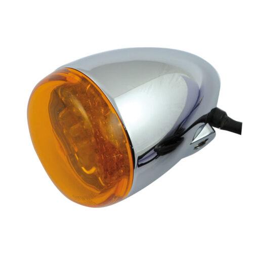 CHRIS LED BULLET LIGHT AMBER LED