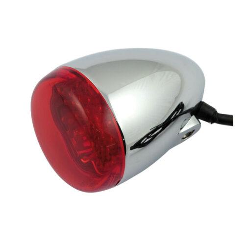 CHRIS LED BULLET LIGHT RED LED