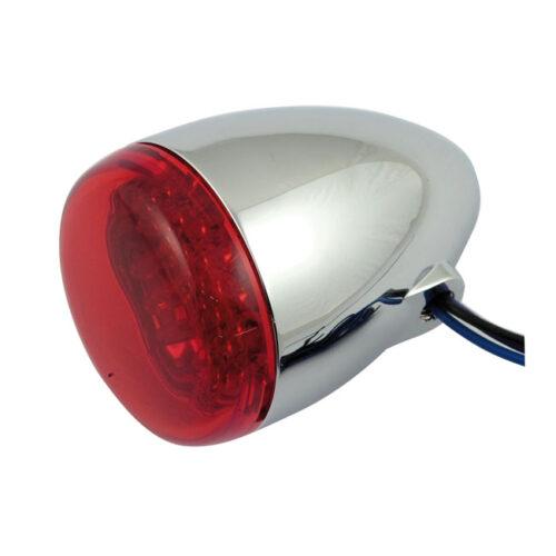 CHRIS LED BULLET LIGHT RED