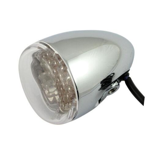 CHRIS LED BULLET LIGHT DIRECTIONAL MOUNTING. Webshop voor onderdelen en parts voor Harley-Davidson