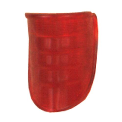 BEEHIVE TAILLIGHT LENS RED PLASTIC. Webshop voor onderdelen en parts voor Harley-Davidson