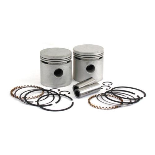 PISTON KIT STD. WITH RINGS 1 KIT NEEDED. Webshop voor onderdelen en parts voor Harley-Davidson