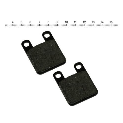 PM REPL BRAKE PADS SINTERED; FOR CALIPER 125X2 (ORDER 1PR); FOR CALIPER 125X4S AND 1     25X4SL (ORDER 2PR). Webshop voor onderdelen en parts voor Harley-Davidson