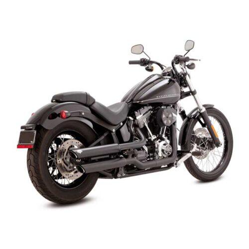 V&H TWIN SLASH 3 INCH SLIP ONS BLACK; FULL COVERAGE HEATSHIELDS; MUST RE-DRIL EXHAUST MUFFLER BRACKETTO FIT 11-13 EU MODELS. Webshop voor onderdelen en parts voor Harley-Davidson