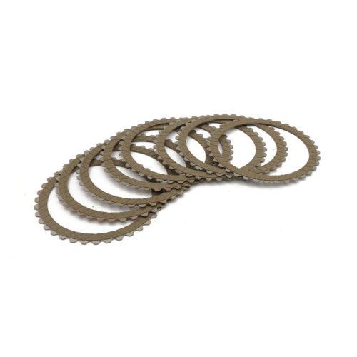 CLUTCH PLATE SET Friction disc sets; organic material. Webshop voor onderdelen en parts voor Harley-Davidson