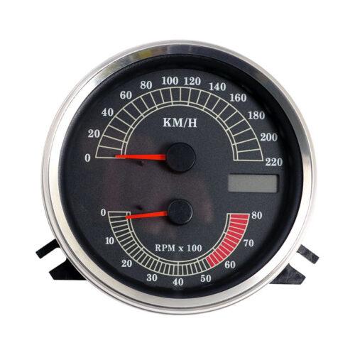 02 Snelheidsmeters en dashboard