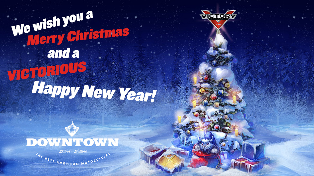 Merry Christmas & a Hapy New Year!