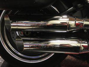 Kess-Tech uitlaten voor Harley-Davidson