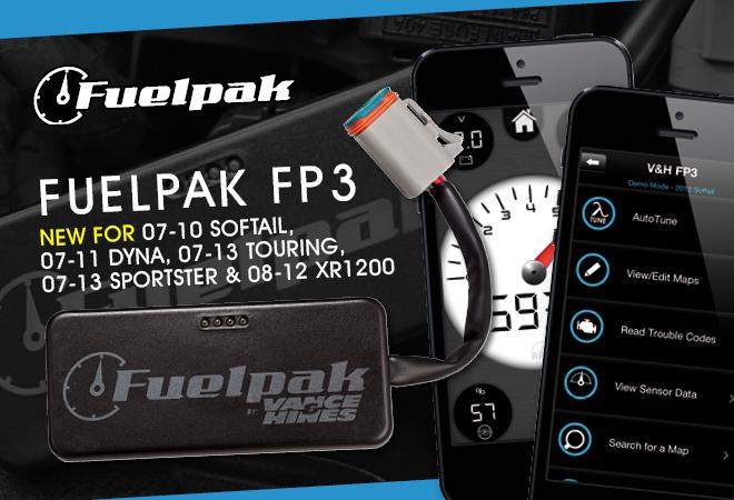 Fuel pak fp3