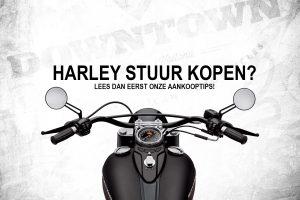 Hulp bij het kopen van een nieuw Harley Stuur
