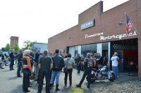 Downtown Piinksterrit - American Motorcycle Museum Raalte