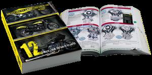 Papieren catalogus
