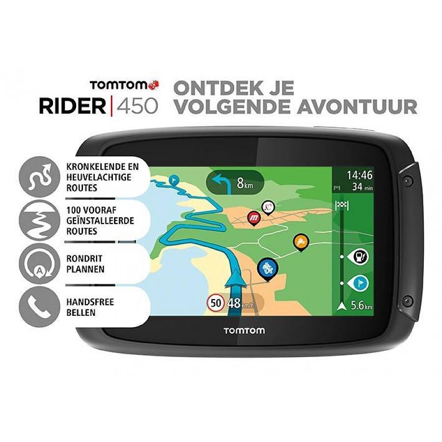 TomTom Rider 450 Worldwide
