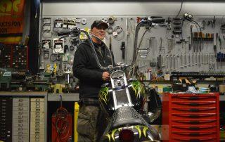Harley techniek
