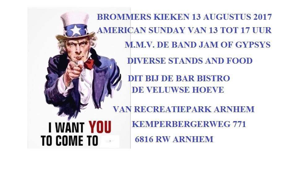 American Sunday Arnhem