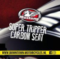 Mustang Super Tripper Carbon Zadel