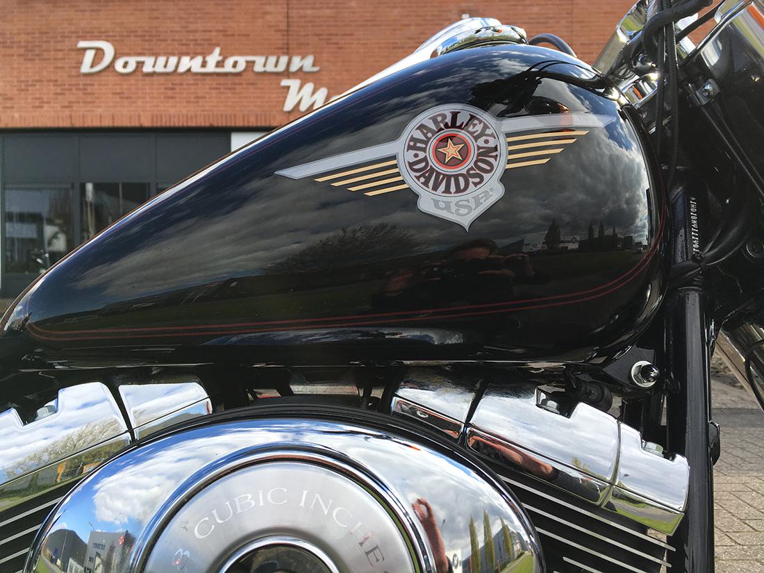Harley gratis ophalen en wegbrengen