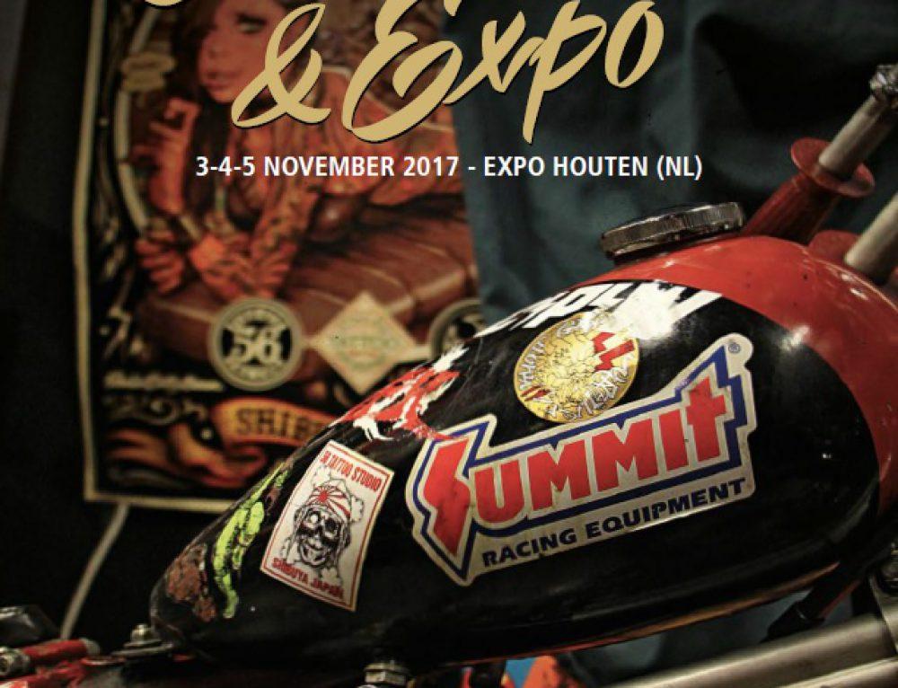 Gratis kaartjes Bigtwin Bikeshow & Expo