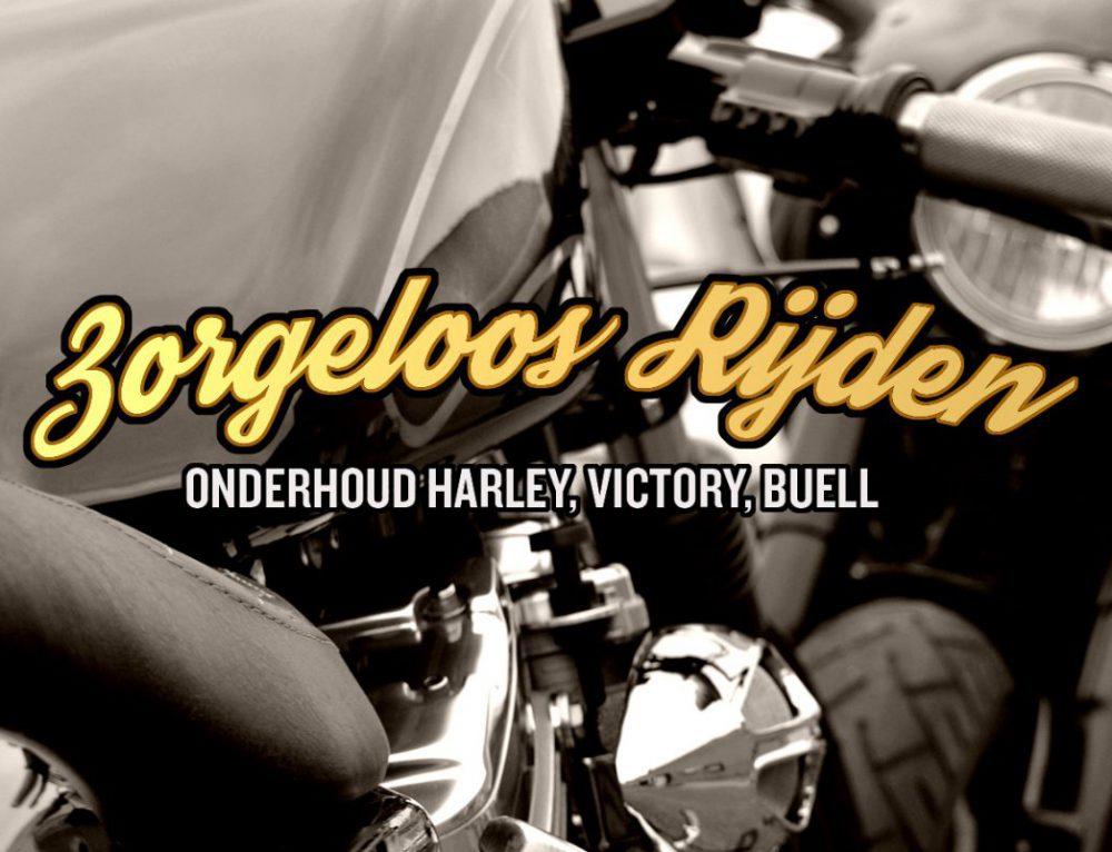 Harley gratis ophalen voor onderhoud