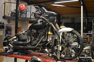 Custom Harley Davidson Nightrain
