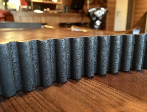 40015-90 Belt / aandrijfriem 91-99 Dyna H-D modellen
